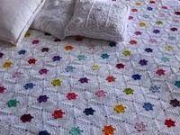 Anleitung Zusammenhäkeln Der Decke Blütenpracht Aus Häkeln Nicht