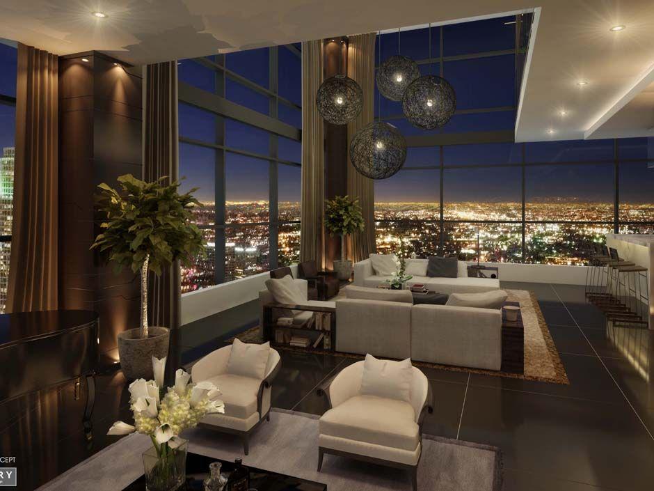 The Ritz Carlton Residences At La Live 51f Downtown L A