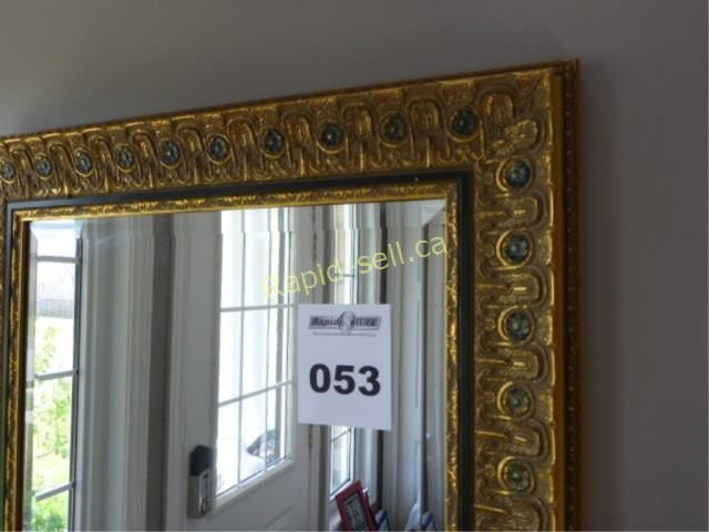 Vintage Bombay Company Mirror (1980\'s). This one\'s a heavyweight ...