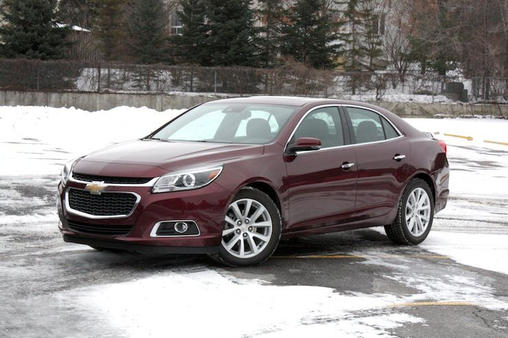 We review Chevy s underrated 2015 Malibu family sedan