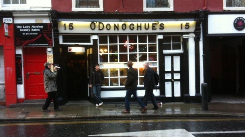 Glen Hansard's Dublin from World Cafe