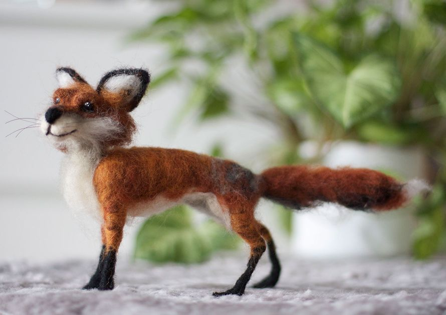 ET – Blogit   Reijan räsymatto – Paula huovuttaa suloisia kettuja ja oravia - katso ohje jäniksen tekemiseen