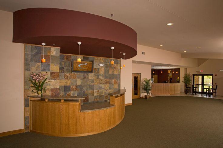 Church Foyer Design   church welcome centers - Google Search ...