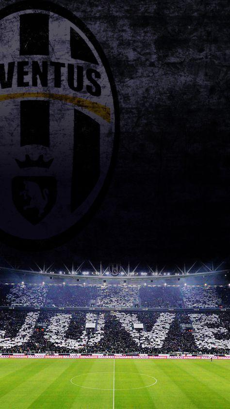 Juventus Lock Screen Sepak Bola Fotografi
