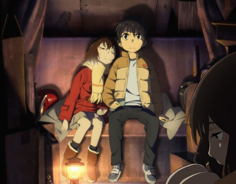 Erased anime available on crunchyroll in january anime