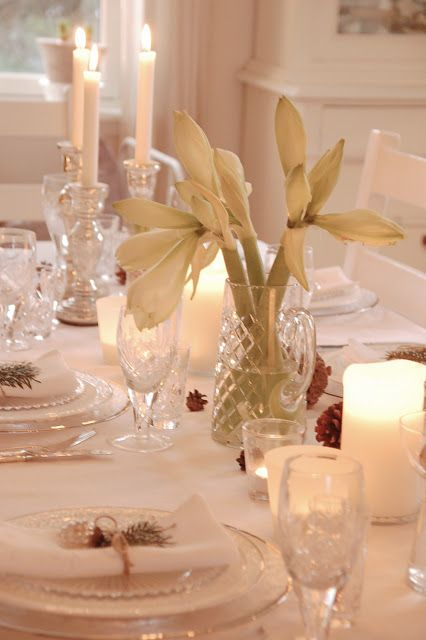 Table & Decoration
