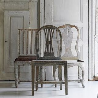 Zweedse Houten Stoel.Gustavian Chairs I Would Love To Add 4 Of These Type Chairs To My