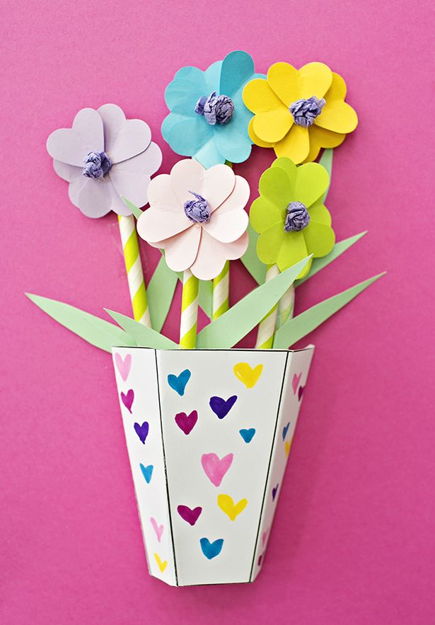 HOW TO MAKE 3D PAPER FLOWER BOUQUETS WITH VIDEO Story Time Paper