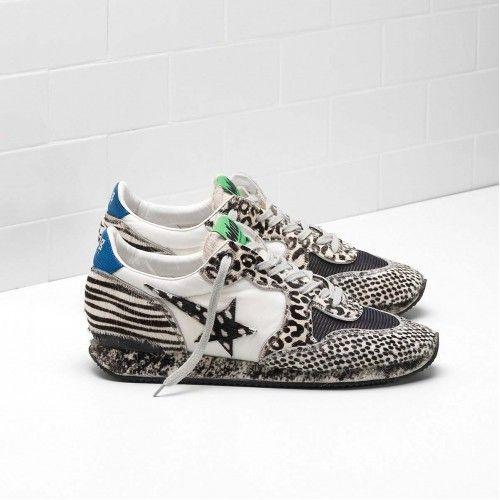 Sconti Running Uomo Goose Ggdb 2017 Scarpe Sneakers Golden qwrBxA7q