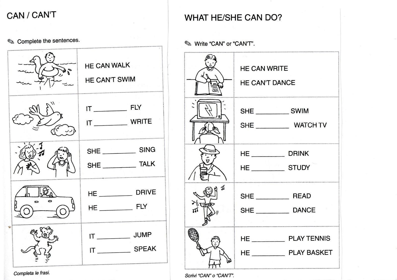 Pin On Verbs Worksheet