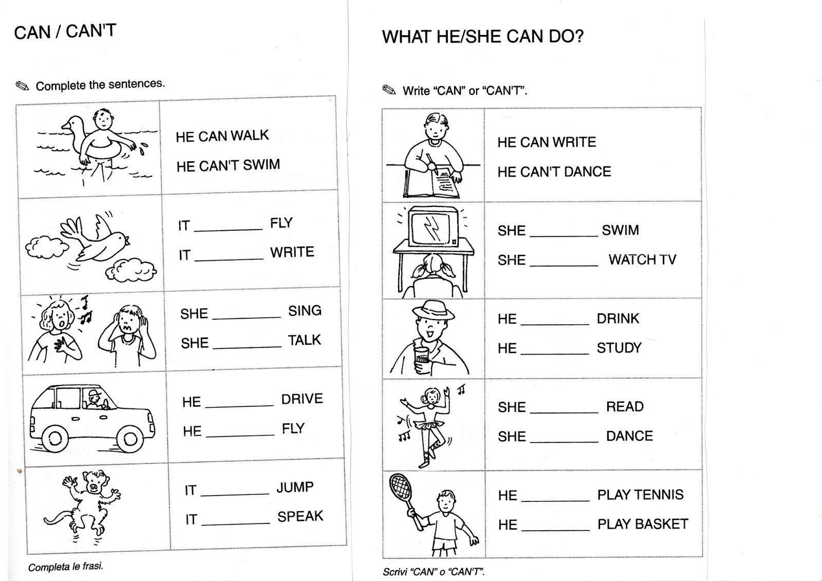 Pin On Verbs Worksheet