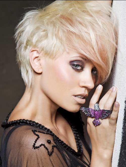 Trendy New Short Hairstyles Httpshort Haircuttrendy