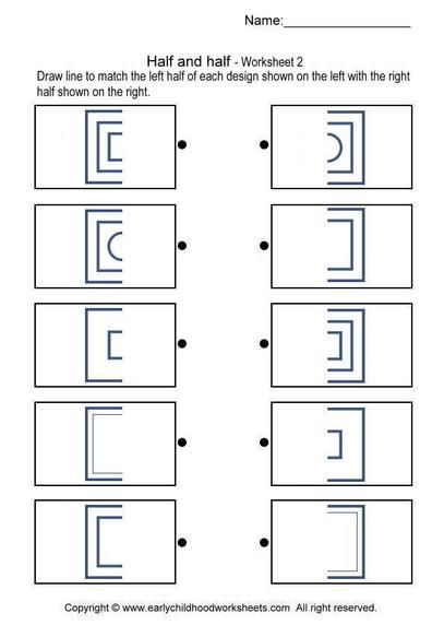 on in teaser worksheets for kindergarten 6de82421cff4d46e1c86528d4305eb8a symmetry pre jcboao