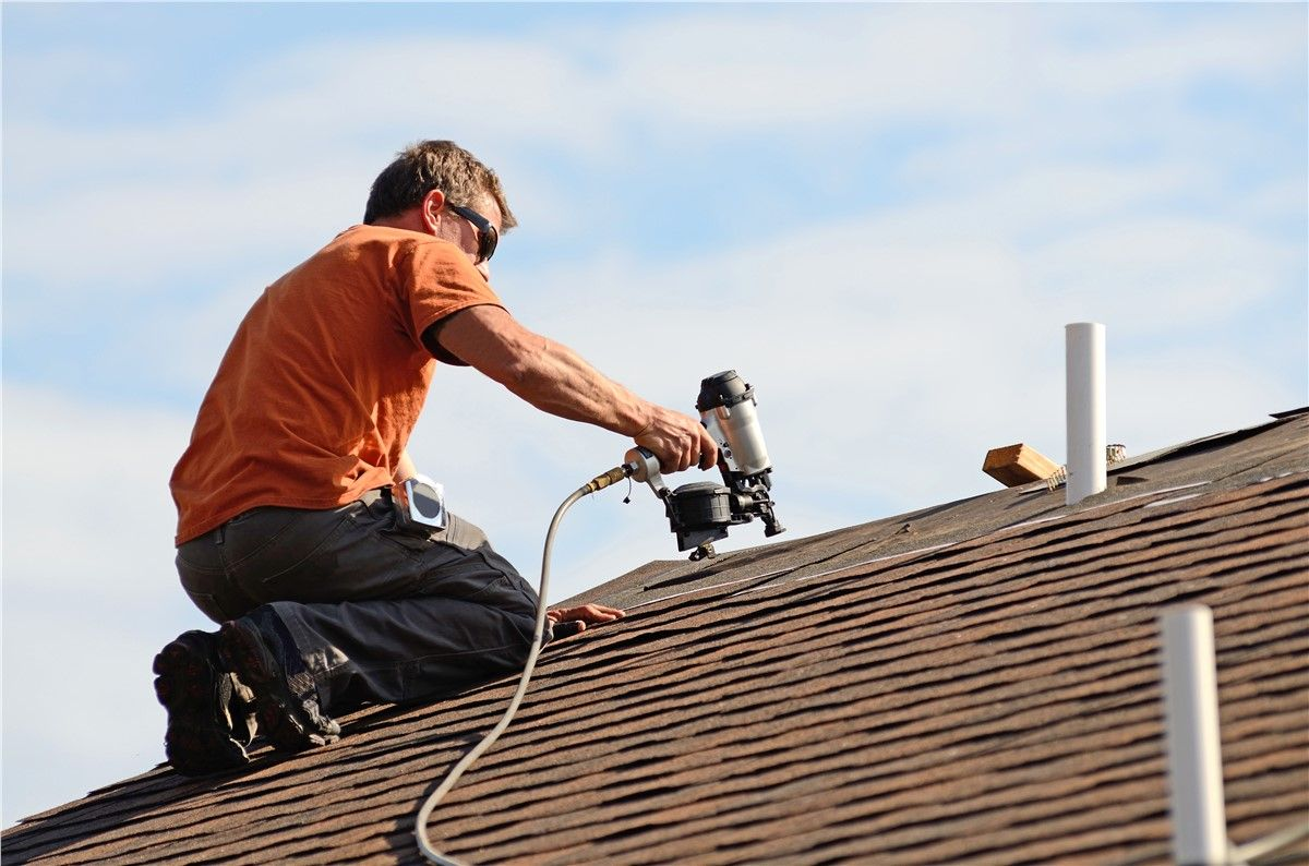 Before You Commit To A Brand New Roof Let Us Take A Look And See What We Can Do Roofing Evolution Offers A In 2020 Emergency Roof Repair Roof Repair Roofing Services