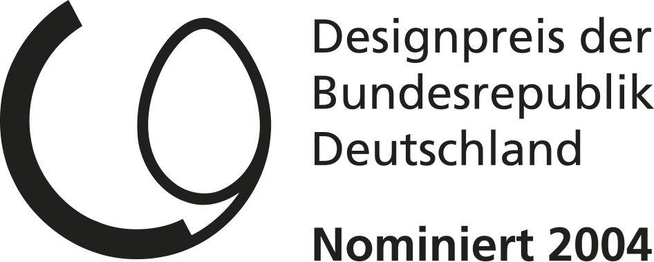 DESIGNPREIS der Bundesrepublik Deutschland / AWARD WINNER('s) 2004 CROSSLIGHT / D2V2 / 12-25 DARK