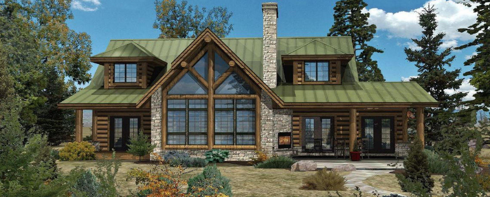 Pin By Fiona Morton On Futurehome In 2020 Log Homes House Styles Floor Plans