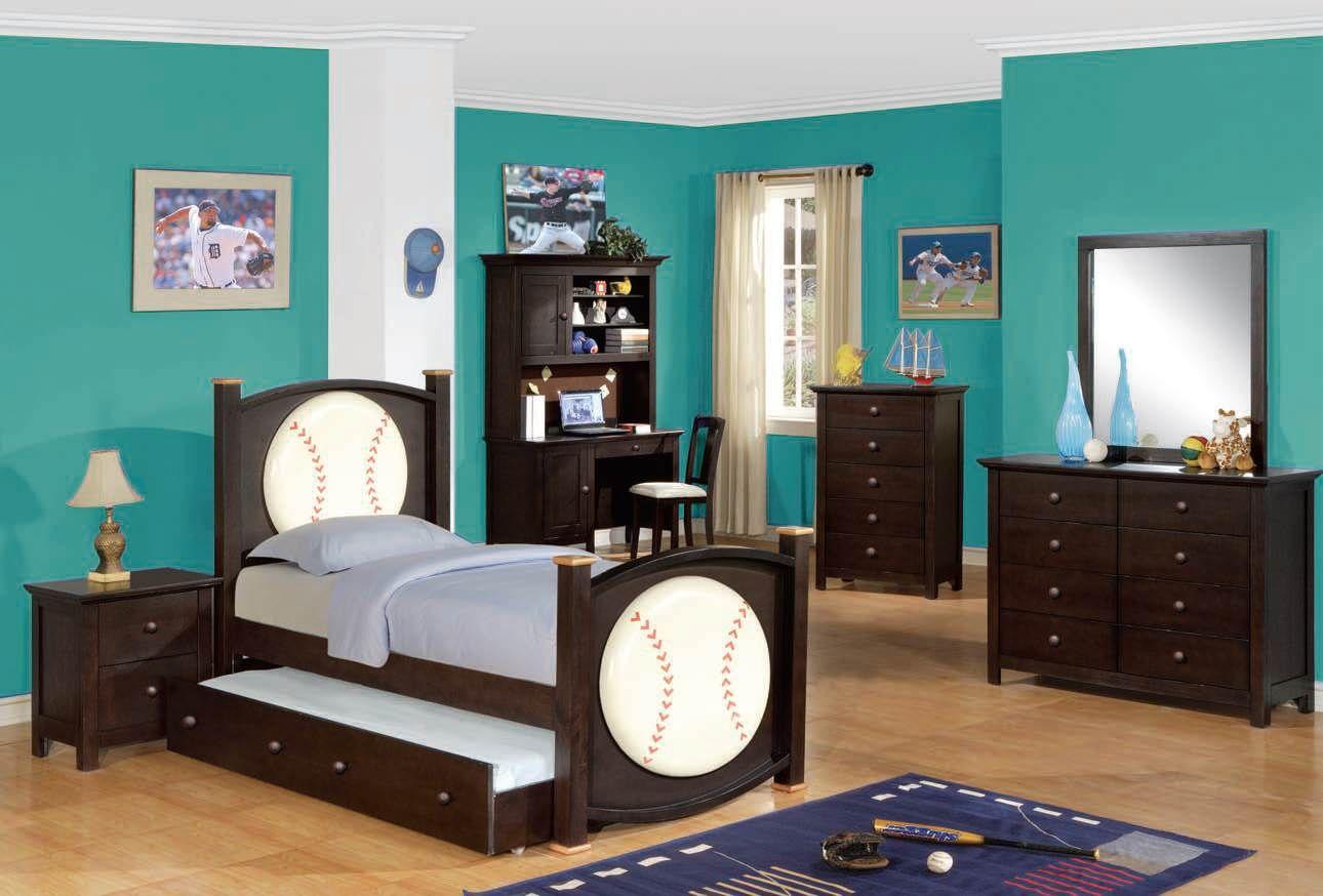 Allstar Youth Master Bedroom Set 11960 Set Bedrooms