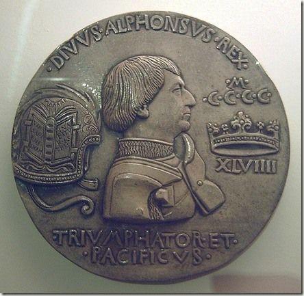 MI PARAISO ESCONDIDO: Moneda del Rey Alfonso