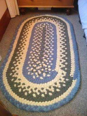 Wool Blankets Rugs Rag Rug
