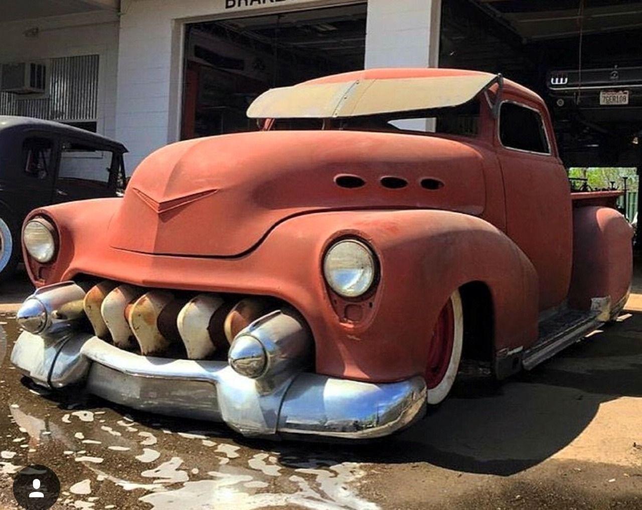 "zeeman57: ""Hot Rod Pickup Truck ""   Trucks   Hot rod ..."