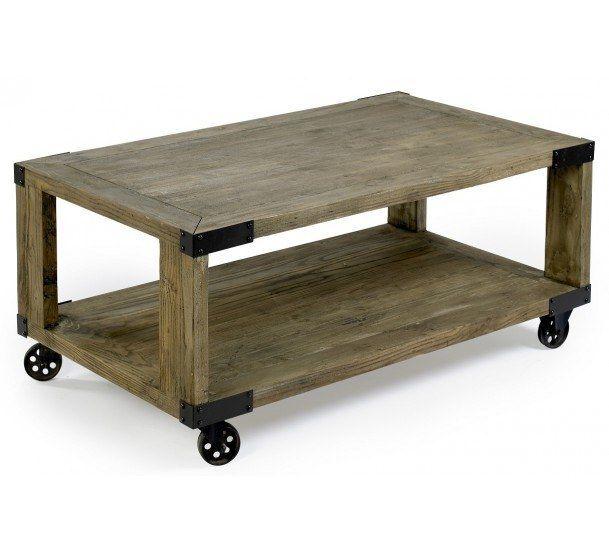 Sensationelle Nordal - Sofabord m/hjul - Sofabord med hjul | Ting, jeg vil købe FM43