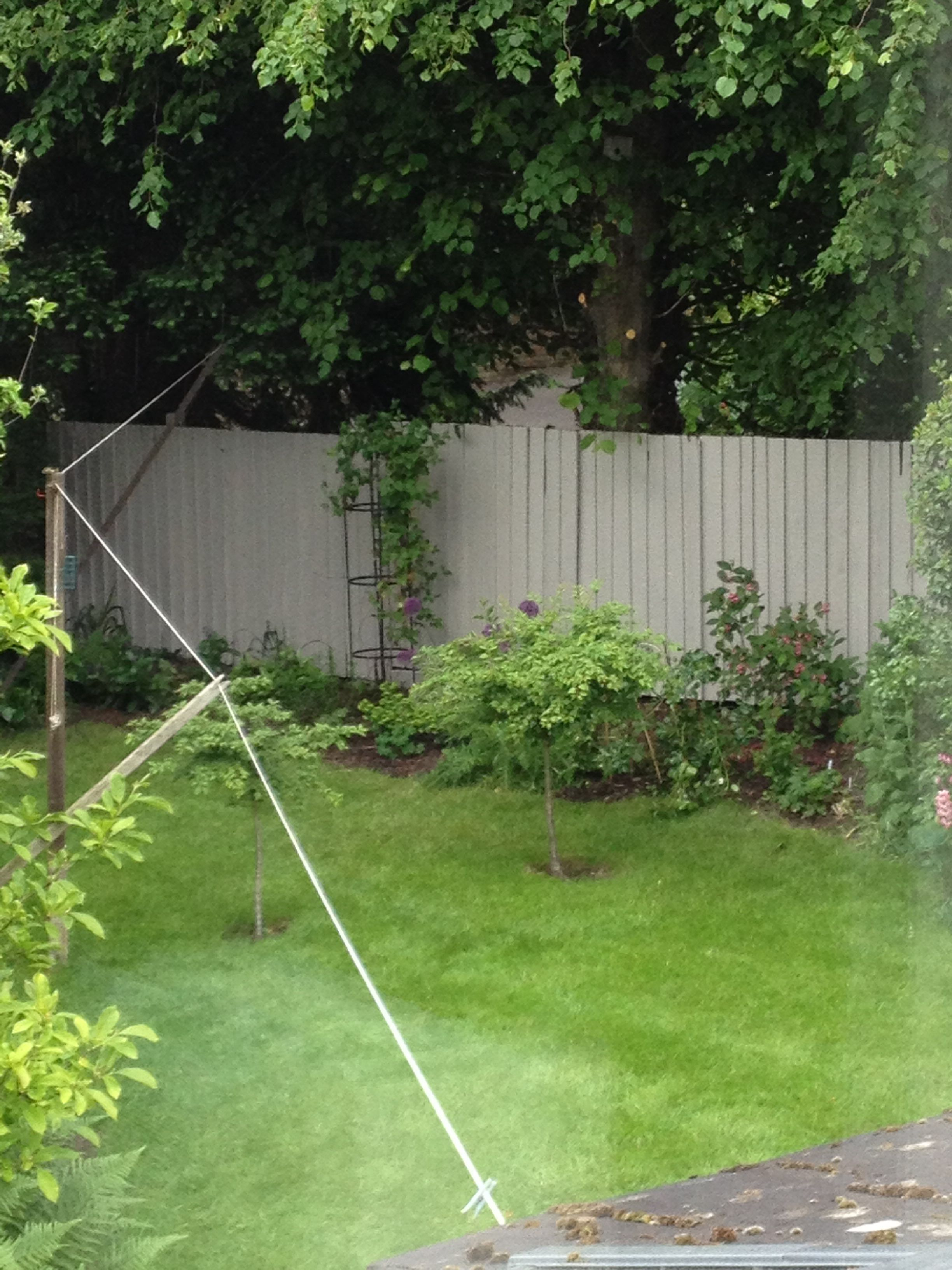 Fence makeover with cuprinol shades muted clay | Garden | Pinterest ...