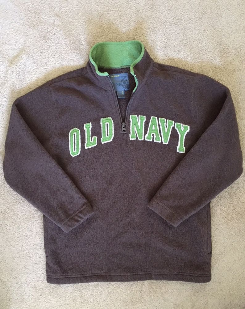 Old Navy Boys Sweater Size M 8 Long Sleeve Fashion Clothing