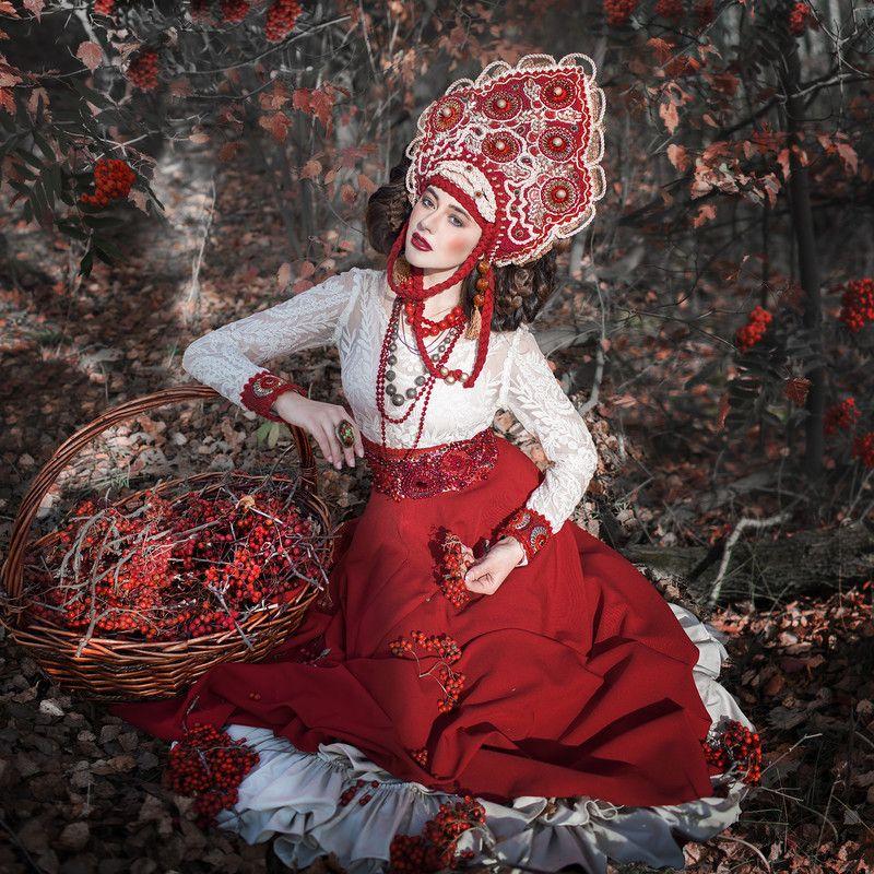 Сказочные образы первоуральских красавиц — PORUSSKI.me