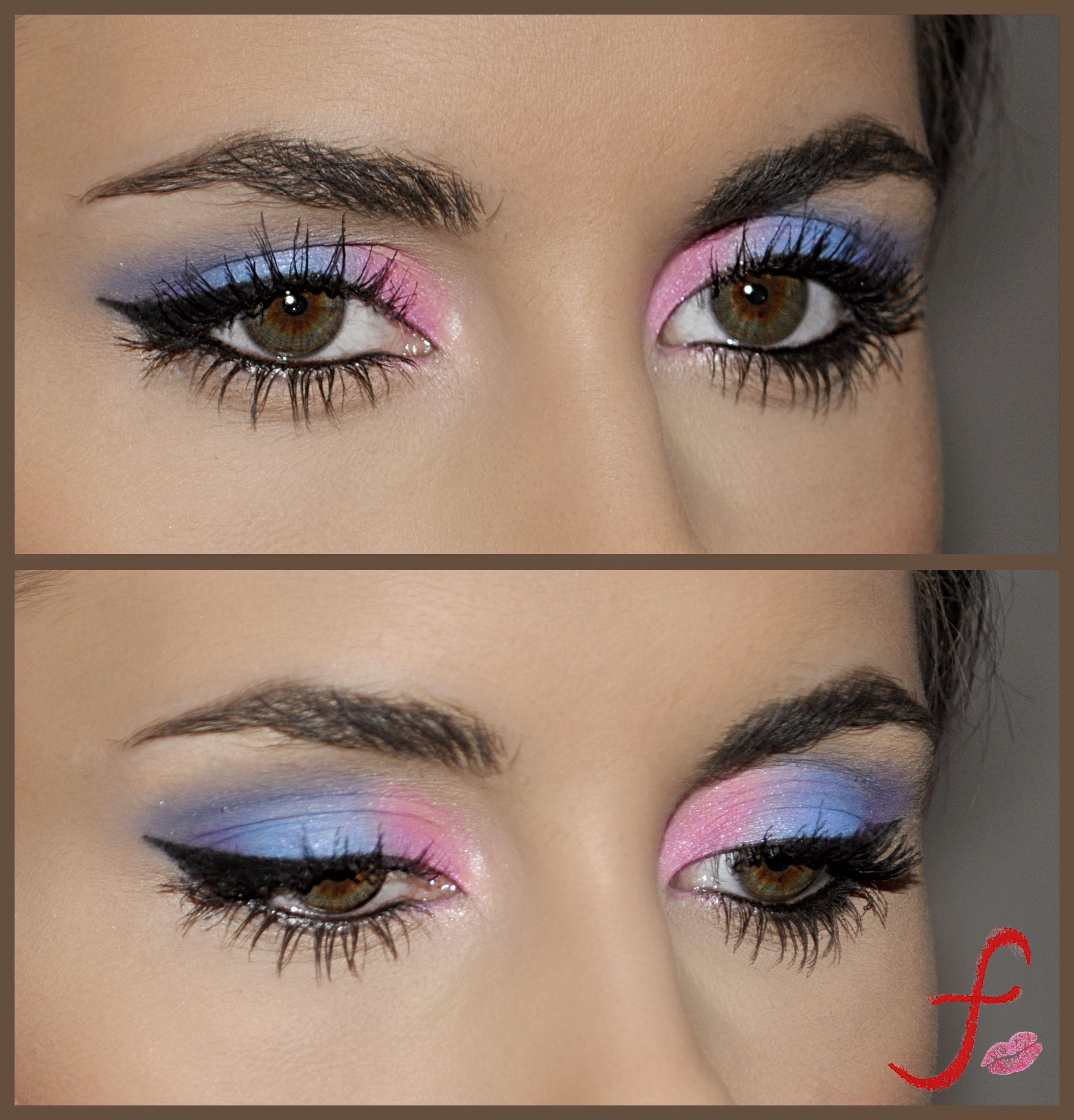 Beautiful Eye Makeup By Florina (Makeup Artist) reminds