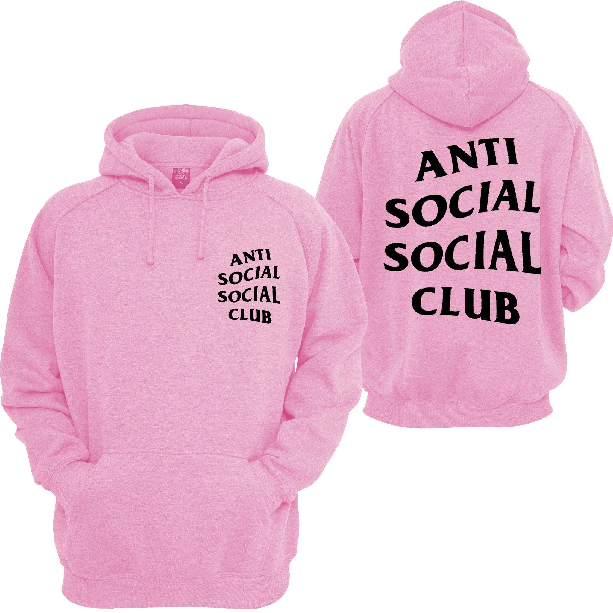 9d12f7450977 Anti Social Social Club Mind Games Hooded Sweatshirt