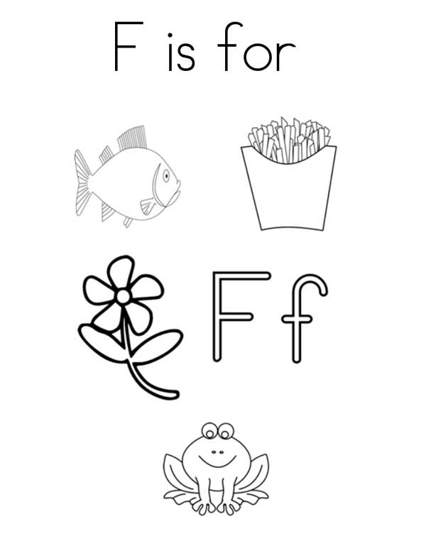 32++ F is for fall coloring page download HD
