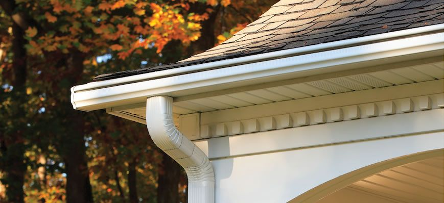 Slide 0 How To Install Gutters Gutter Protection Seamless Gutters