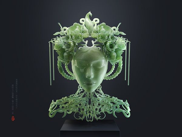 Chinese Sculpture on Behance