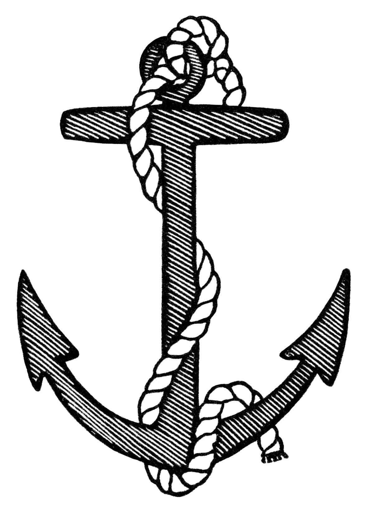 Navy Anchor Clip Art Free