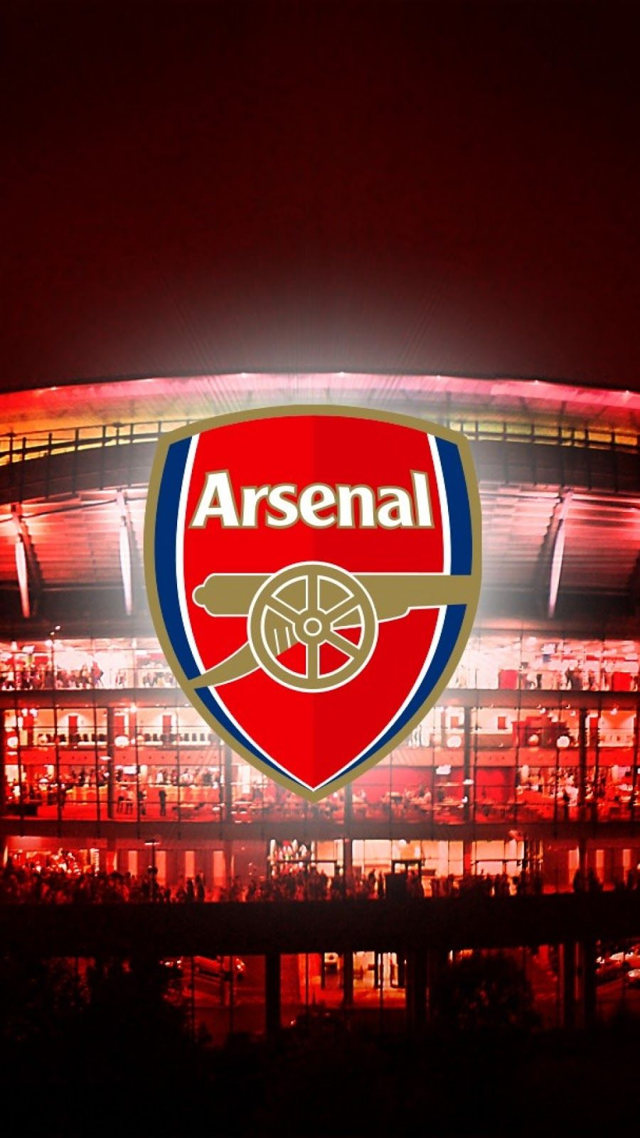 Arsenal Wallpaper Hd For Iphone X Series Andriblog001 Arsenal Wallpapers Arsenal Logo Wallpapers Arsenal