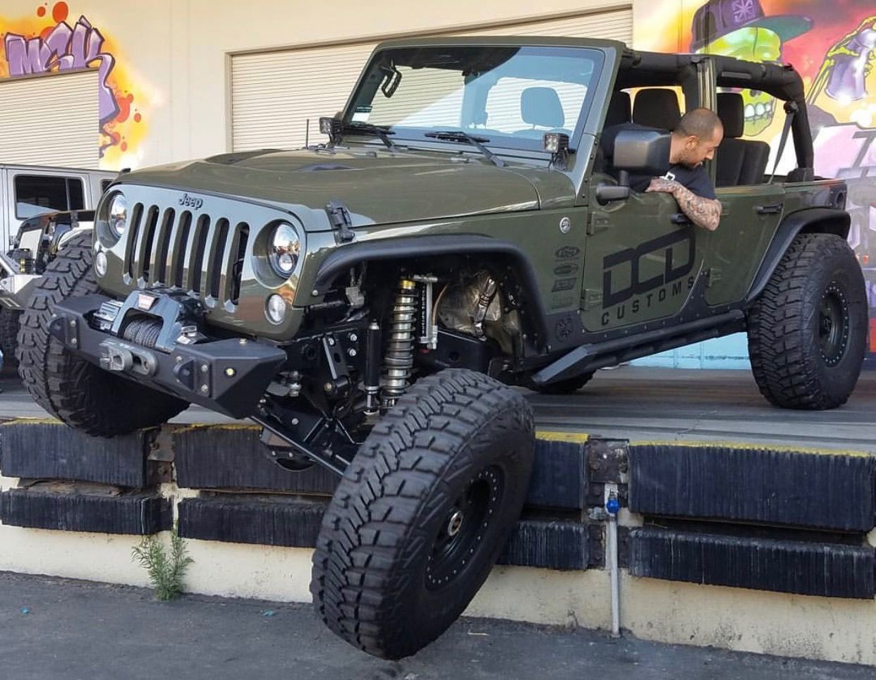 That S Called Articulation Offroad Jeep Willys Jeep Jeep