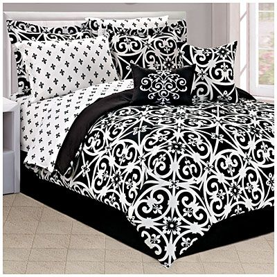 Dan River 174 King 10 Piece Bed In A Bag Comforter Sets At