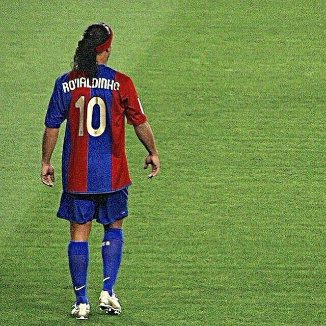 #Ronaldinho Once upon a time..