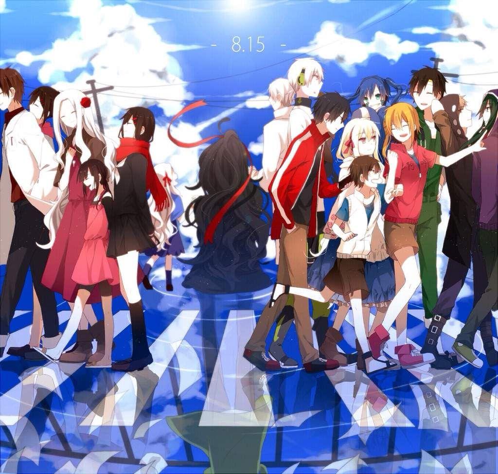 Mekaku City Actors   Wiki   Anime Amino