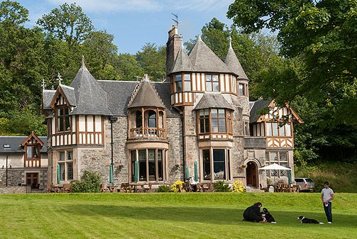 Knockderry Country House Hotel S Road Cove Rosneath Peninsula G84 0nx T 44