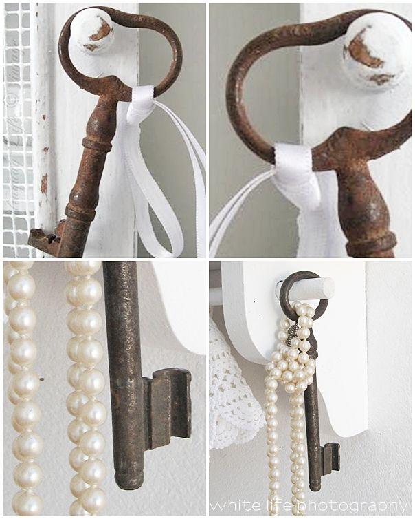 pin von peggy faris auf locks and keys pinterest schl ssel und deko. Black Bedroom Furniture Sets. Home Design Ideas