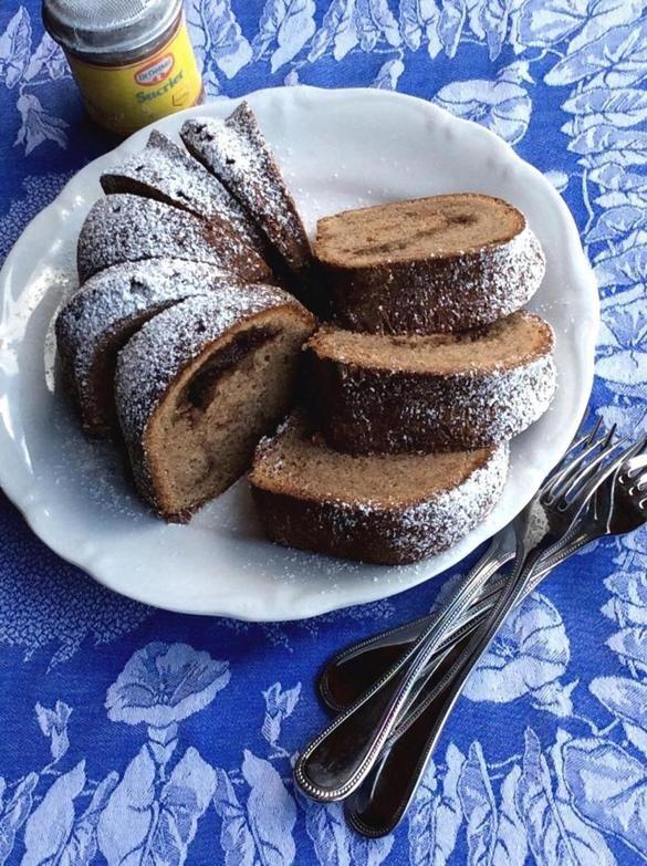 Recipe for cinnamon coffee cake - The Boston Globe ...