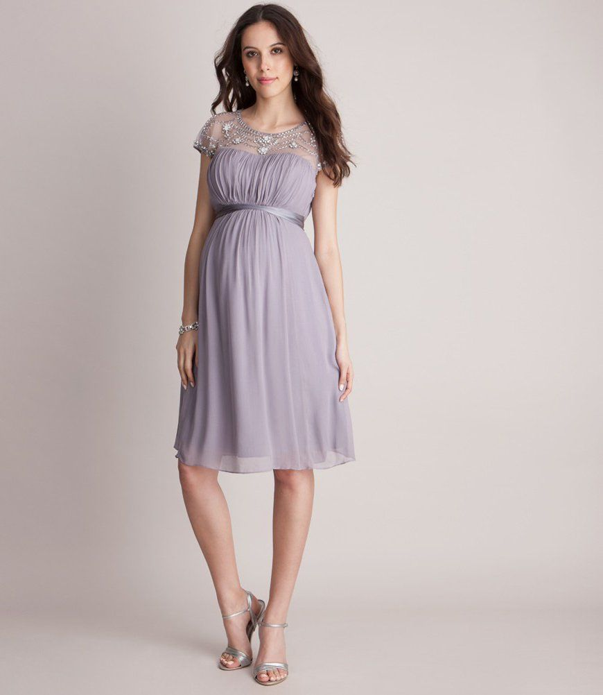 Finding The Perfect Pregnant Bridesmaid Dresses | CHWV | CHWV ...