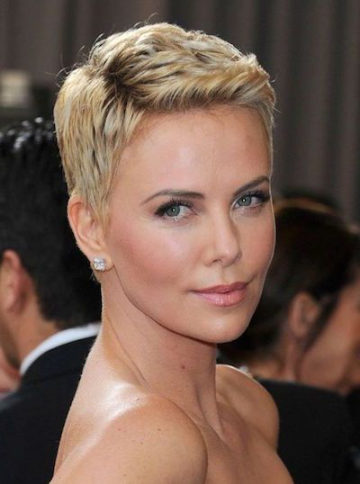 20 Naturally Beautiful Hairstyles For Short Hair Short Pixie