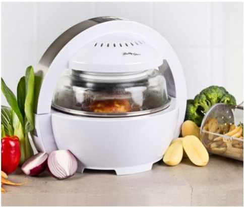 Multifunctional 12L Air Fryer, Steamer, Griller and Roaster with Accessories on ikOala Deals