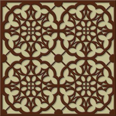 Celosias jardin celosias jardineria celosia pvc lattice for Celosia de madera para jardin