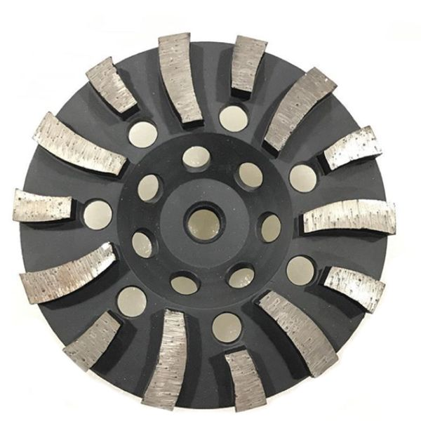 7 Inch Flat Cup Grinding Wheel For Concrete Floor Concrete Floors Flooring Concrete