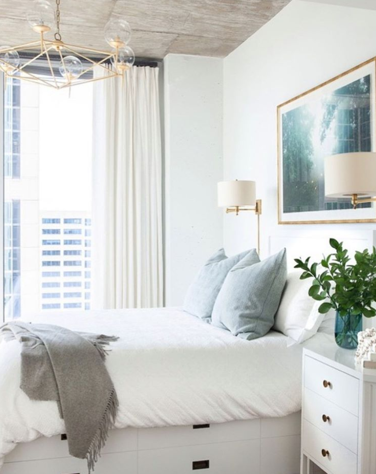 Our Rowan Chandelier In This Beautiful Bedroom By Julie Couch