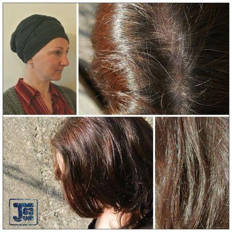 Coloration naturelle cheveux brou de noix