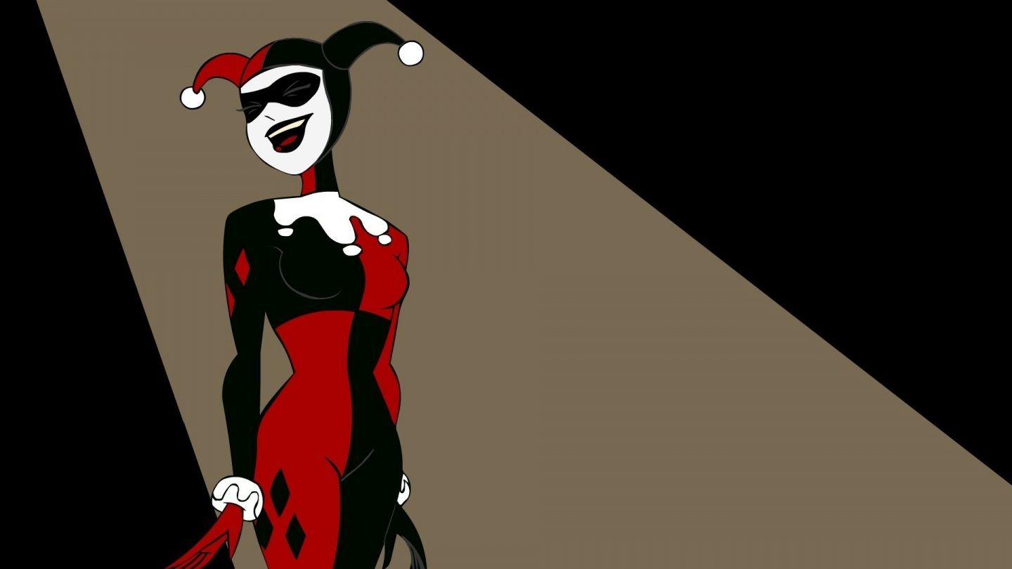 Harley Quinn And Joker Batman The Animated Series Hd Wallpaper Desktop